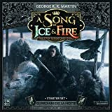 Image for board game Asmodee Italia- Song of Ice And Fire Night Guardians Starter Set with Gorgeous Miniature, Colour, 10409