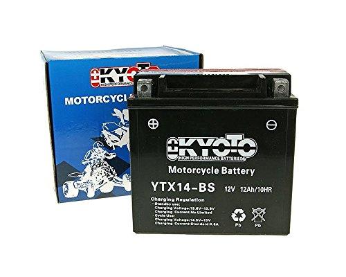 Batteria Kyoto 12V GTX14-BS ytx14-bs