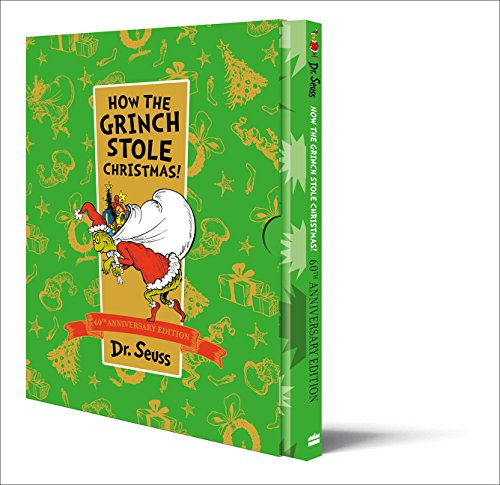How the Grinch Stole Christmas! Slipcase edition (Dr Seuss)