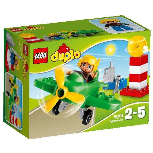 LEGO - PEQUEñO AVION  MULTICOLOR (10808)