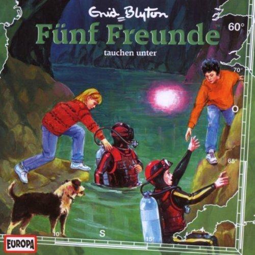 Preisvergleich Produktbild Fünf Freunde - CD / Fünf Freunde - tauchen unter