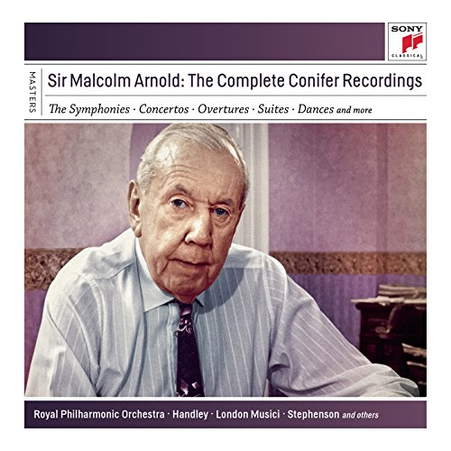 Sir Malcolm Arnold: The Complete Conifer Recordings (Sony Classical Masters)