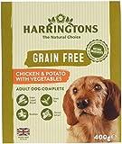 Harrington's Wet Chicken and Potato Dog Food, 8 x 400 g