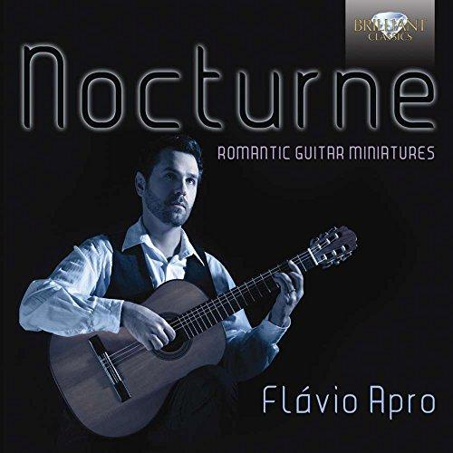 Nocturne-Romantic Guitar Miniatures