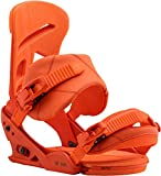 Burton mns Snowboard Bindung Mission - orange sick le Größe: M Farbe: orangesick