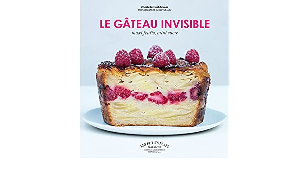 Gateau invisible version sale