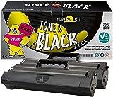 Yellow Yeti MLT-D1042S (1.500 Seiten) 2 Premium Toner kompatibel für Samsung ML-1660 ML-1665 ML-1670 ML-1675 ML-1860 ML-1865 ML-1865W SCX-3200 SCX-3205 SCX-3205W [3 Jahre Garantie]