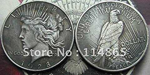 1928-P Peace Dollar COIN COPY