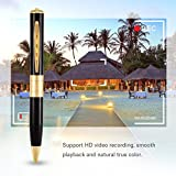 Spy Camera 32GB Full HD Pen Camera Audio/Video(1 Year Warranty) Updated Model 2020 Everything is Updated and Best Performence