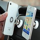 Soporte magnético para teléfono de Coche para Samsung Galaxy S9, S9 Plus, S8, S8 Plus, S7, S7 Edge, S6, S5, J7 Prime, J7, J5, J3, A8, A6, A5, Ace 4, Note 8 y Note 9 | Teléfono Celular con imán Fuerte