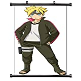BestPlaceAnime Boruto Anime Wall Scroll Poster (16x29) inches