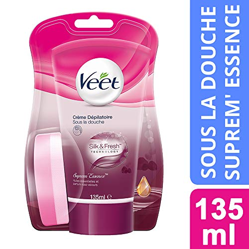 Veet Crema Depilatoria de Ducha para Pieles Normales - 150 ml