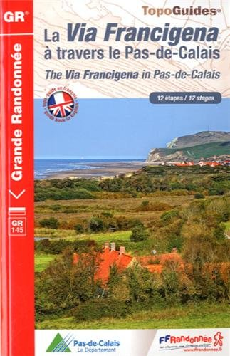 La via francigena à travers le Pas de Calais