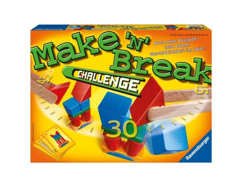 Ravensburger - Make 'n' Break Challenge