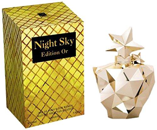 Jean Pierre Sand Night Sky Or Eau de Parfum pour Femme 100 ml