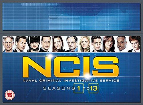 N.C.I.S. - Naval Criminal Investigative Service - Series 1-13 (78 DVDs)