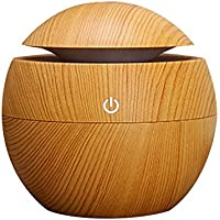 finlon tragbar ätherisches Öl Diffusor Mist Maker Ultraschall Aroma Luftbefeuchter Aroma Diffuser USB Air Home... preisvergleich bei billige-tabletten.eu