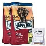 Happy Dog Supreme Sensible Africa 2x12,5kg + MIOMERA gratis Snack