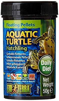 Exo Terra Floating Pellets Adult/Aquatic Turtle Food