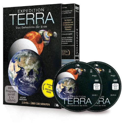 Expedition Terra - Das Geheimnis der Erde [2 DVDs] (Expedition Erde)