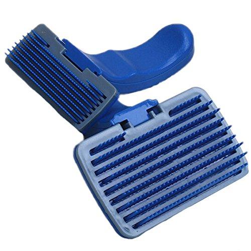Nasis Hund/ Katze Haarbürste Kamm Haarentfernung Kamm AL9027 (S) - 2