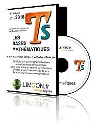 Les bases mathématiques en Tle S : Soutien scolaire en vidéos - Maths bac S