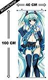 CoolChange Kakemono / Poster de Miku Hatsune