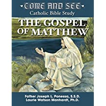 Come and See: The Gospel of Matthew (Come and See Catholic Bible Study) (English Edition)