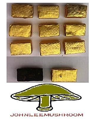 Pu erh brique de thé noir fermenté mini Tuocha, total de 750 grammes dans l'emballage de sac