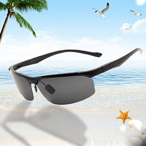 XW-Frame Metall Sonnenbrille Folie Displayschutzfolie Augen Reflektierende Sonne Brille UV männlich und weiblich in Form von Schlange-Form-Spiegel, UN Oakley Frogskins Klar