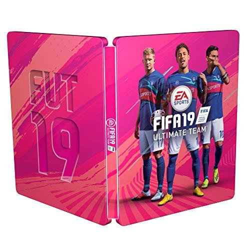 FIFA 19: Ultimate Edition + Steelbook | Xbox One - Download Code [Importación alemana]