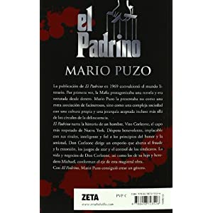 EL PADRINO (BEST SELLER ZETA BOLSILLO)
