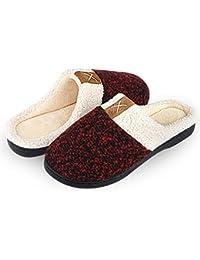Amazon.it  scarpe donna invernali - Pantofole   Scarpe da donna  Scarpe e  borse 1c054a6ea68