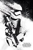 Pyramid intl - Poster Star Wars Episode 7 - Stormtrooper Paint 61x92cm - 5050574336628...