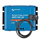 Victron Energy Set - Blue Solar Charge Controller MPPT 100/30 including VE Direct Bluetooth Smart Dongle