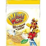Whaou! crepes au sucre par 10 256g Envoi Rapide Et Soignée ( Prix Par Unité )