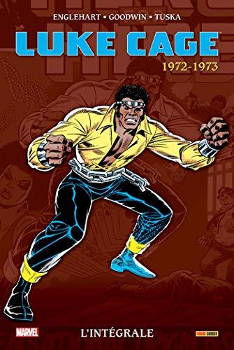 Luke Cage Intégrale T01 1972-1973 par Archie Goodwin