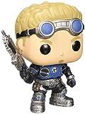 Funko POP!! - Damon Baird Figura de Vinilo, seria Gears of War (12190)