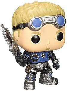 Funko Pop!- Damon Baird Figura de Vinilo, seria Gears of War, (12190)