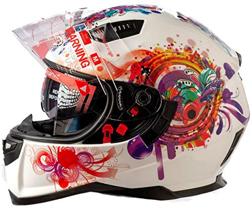 Shiro CASCO SH 881 SV MOTEGI PRINCESS XS