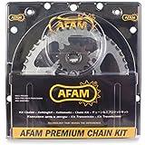 Afam 08001638 Kit cadena de moto (acero) para RIEJU MRT-Pro/MRT 50 Supermotard 2009 - 2016