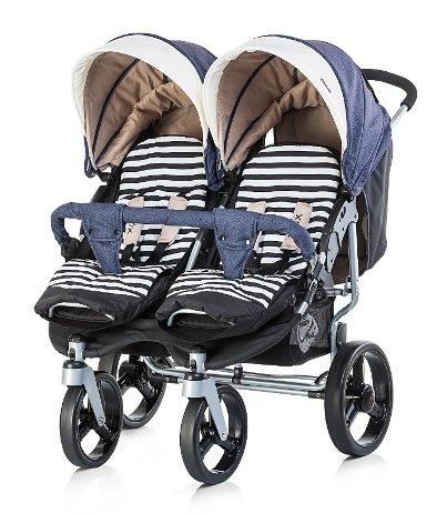 Chipolino Zwillingskinderwagen Twix