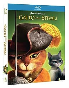 Il Gatto con gli Stivali (Blu Ray)