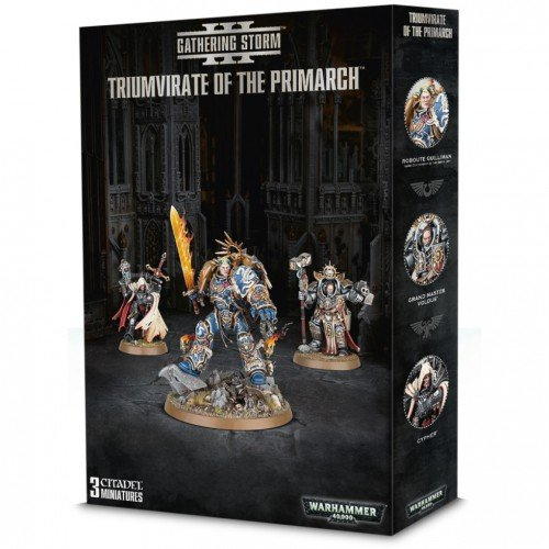 Warhammer 40.000 Triumvirate of the Primarch