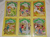 Cabbage Patch Kids Books Set Of 6