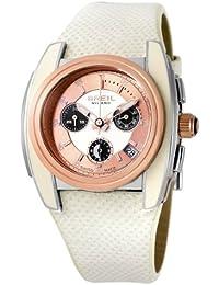 fd06c2479dbb Breil BW0383 - Reloj cronógrafo de mujer de cuarzo con correa de piel beige  (cronómetro) - sumergible a…