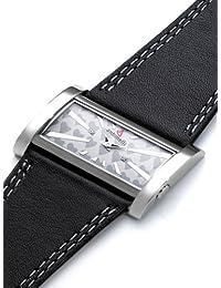 ANTONELLI 960038 - Reloj Unisex movimiento de cuarzo con correa de piel