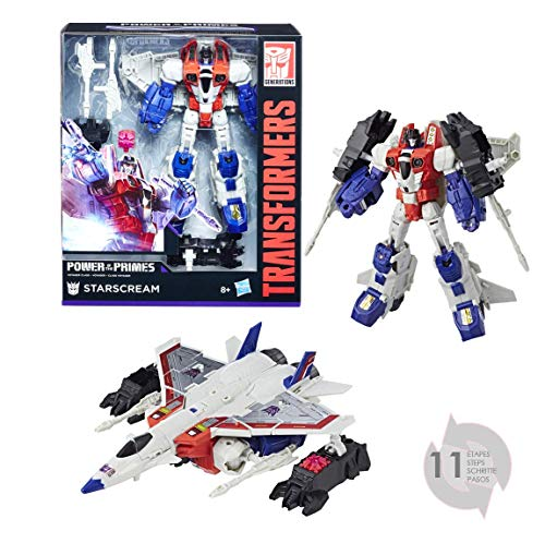 Transformers Generations - Starscream (Power of the Primes Voyager Class), E1137ES0