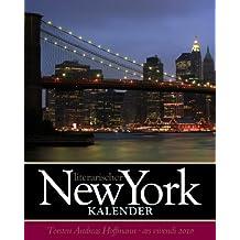 Literarischer New York-Kalender 2010: Wochenkalender