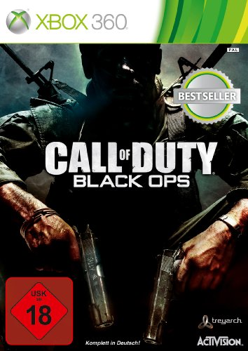 Call of Duty: Black Ops - [Xbox 360] (Ops 1 Of 2 Black Duty Call)
